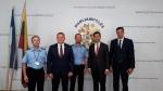 Lietuvos Respublikos Seimo narių vizitas įstaigoje