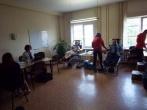 Kraujo donorystės akcija Kauno nepilnamečių tardymo izoliatoriuje-pataisos namuose