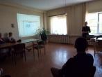 Įstaigos auklėtiniai susitiko su Kauno teritorinės darbo biržos atstove