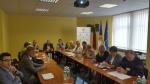 Konsultacijos su profesinių sąjungų atstovais