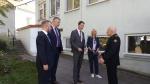 TEISINGUMO MINISTERIJOS VADOVYBĖ LANKĖSI KALĖJIMŲ DEPARTAMENTO MOKYMO CENTRE