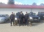 Kalėjimų departamento kinologai dalyvavo narkotikų, sprogstamųjų medžiagų ir ginklų paieškos su tarnybiniais šunimis čempionate