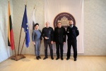 Lietuvos valstybei prisiekė tarnauti naujai priimtas pataisos pareigūnas