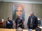 Nuteistuosius aplankė Mordovijos apskrities baptistų kapelionai