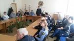 Kybartų pataisos namuose lankėsi Kalėjimų departamento vadovybė