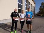 """Kybartų pataisos namų pareigūnai prisijungė prie  organizacijos """"Gelbėkit vaikus"""" rengiamo 5-ojo solidarumo bėgimo"""