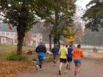 Alytaus pataisos namų nuteistieji išbandė jėgas 20 km pusmaratonyje