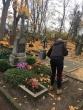 Artėjant Vėlinėms tvarkomos kapinės