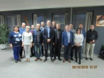 Delegacija iš Lenkijos Respublikos Kalėjimų tarnybos