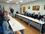 Įstaigoje lankėsi Lenkijos delegacija