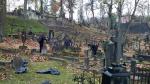 Aplinkos tvarkymo darbai Rasų kapinėse
