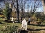 Pusiaukelės namų nuteistieji tvarkė Rumšiškių seniūnijoje esančias kapavietes, apleistus ten palaidotų nuteistųjų kapus