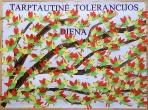 Įstaigoje minima Tarptautinė Tolerancijos diena