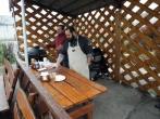 Įstaigoje lankėsi žinomas virtuvės šefas Artūras Braslauskas