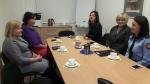 Susitikimas su Panevėžio apskrities Vaiko teisių apsaugos skyriaus patarėja Panevėžio miesto savivaldybėje