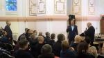 Lukiškių tardymo izoliatoriuje-kalėjime lankėsi Lietuvos veikliųjų žmonių bendrijos atstovai su svečiais iš užsienio