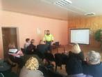 Susitikimas su Molėtų rajono savivaldybės administracijos Balninkų seniūnijos bendruomene