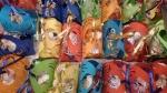 Kalėdinė iniciatyva – per 300 dovanų iš Panevėžio pataisos namų iškeliavo mažyliams