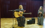 Panevėžio pataisos namuose organizuota dainuojamoji poezijos popietė