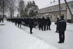 Pareigūnai griauna nuteistųjų planus šventiniu laikotarpiu įkalinimo įstaigoje nesilaikyti disciplinos