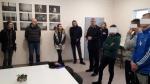 """Projekto """"Analogai"""" parodos atidarymas įstaigoje"""