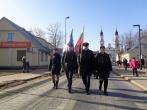 Marijampolės pataisos namų pareigūnai dalyvavo šventinėje eisenoje