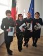 Apdovanoti Lietuvos probacijos tarnybos darbuotojai