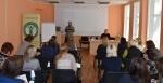 Darbuotojai dalyvavo priklausomybių konsultanto profesijos pristatyme