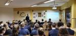Lietuvos probacijos pareigūnai vykdo prevenciją ir mokyklose