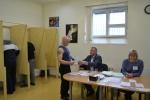 Kauno tardymo izoliatoriuje vyko išankstinis balsavimas savivaldybių tarybų rinkimuose