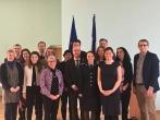 2019 m. kovo mėnesio 7-8 d. Vilniuje vyksta CEP (Europos probacijos konfederacija) ir EuroPris (Europos kalėjimų ir pataisos tarnybų organizacija) Smurto artimoje aplinkoje ekspertų grupės posėdis