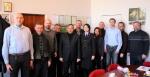 Įstaigoje įvyko susitikimas su kunigais ir visuomenininkais