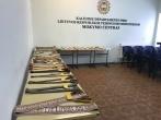 """Minint Lietuvos Nepriklausomybės atkūrimo dieną, Mokymo centre – paroda """"Juosta mano Lietuvai"""""""