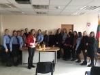 Lietuvos probacijos tarnybos Vilniaus regiono skyriaus pareigūnai dalyvavo renginyje