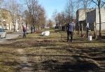 Pusiaukelės namų nuteistųjų indėlis Marijampolės miesto gerovei