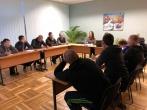 Tęsiamas bendradarbiavimas su Kauno apskrities Vyrų krizių centru