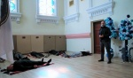 Įstaigoje vyko meditacijos užsiėmimai suimtiesiems