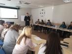 Seminaras Lietuvos mokinių neformaliojo švietimo centre