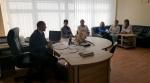 Įstaigos direktorius susitiko su įstaigoje dirbančiais medicinos darbuotojais aptarti sveikatos priežiūros paslaugų teikimo laisvės atėmimo vietose optimizavimo procesus