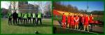Pataisos pareigūnų ir Pusiaukelės namų gyventojų futbolo varžybos