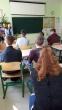 Lietuvos probacijos tarnybos Kauno regiono skyriaus specialistė dalyvavo susitikime su mokiniais