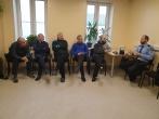 Marijampolės pusiaukelės namų gyventojų susitikimas su Probacijos tarnybos specialistu