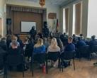 Pataisos pareigūno profesijos pristatymas gimnazistams