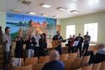 Lietuvos veikliųjų žmonių bendrijos susitikimas su nuteistaisiais