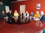 Tarpinstitucinis pasitarimas dėl smurtaujančių asmenų priežiūros ir pagalbos suteikimo