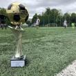 Futbolo varžybos tarp pusiaukelės namų nuteistųjų