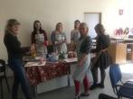 Vilniaus regiono skyriaus darbuotojai sėkmingai dalyvauja dailės terapijos programoje R.A.K.T.A.S