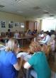 Susitikimas su Rokiškio rajono Vaiko teisių apsaugos srityje dirbančiomis specialistėmis bei kitais socialiniais partneriais