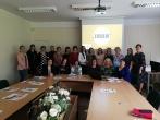"""Dalyvavimas projekto """"JUDAM"""" pristatyme Tauragėje"""