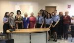 """Vilniaus regiono skyriaus darbuotojai ir savanoriai dalyvavo relaksacijos renginyje """"Jausmų žemėlapis"""""""